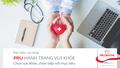 Prudential Việt Nam  ra mắt sản phẩm bảo hiểm bổ trợ bảo vệ sức khỏe mới