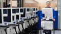 BKAV sản xuất máy thở xâm nhập hỗ trợ điều trị bệnh nhân COVID-19