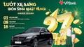 Cơ hội trúng ô tô Mercedes khi tham gia đại tiệc sinh nhật 27 tuổi của VPBank