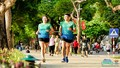"""""""Đón bình minh - Chào bình thường mới"""" cùng VPBank Hanoi Marathon ASEAN 2020"""