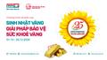 Kienlongbank 25 năm: Sinh nhật Vàng - Giải pháp bảo vệ sức khỏe Vàng
