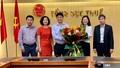 Tổng cục Thuế công bố quyết định bổ nhiệm lãnh đạo cấp vụ