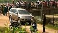 Bí thư huyện cùng cô gái trẻ chết bất thường trong ôtô