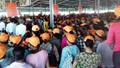 Cả nghìn công nhân đình công vì nữ chủ quản người Trung Quốc xúc phạm