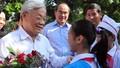Chung vui với nông dân Hà Nội, Tổng bí thư nhớ thời làm báo