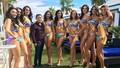 Nguyễn Thị Loan tự tin trình diễn bikini bên dàn người đẹp quốc tế