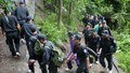 Chuẩn bị đưa thi thể 3 phi công gặp nạn ở Vũng Tàu xuống núi