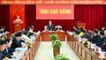 'Cao Bằng phải trở thành một hình mẫu vượt khó vươn lên của đất nước'