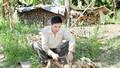 Hành động đẹp của chàng diễn viên điển trai gia đình nông dân