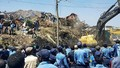 Lở đất ở bãi rác Ethiopia, 46 người thiệt mạng