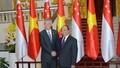 Tuyên bố chung thể hiện quan hệ ngày càng tốt đẹp Việt Nam - Singapore