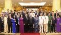 Tổng Bí thư căn dặn các tấm gương tiêu biểu 'Vinh quang Việt Nam'