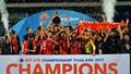 Tin vui kép cho bóng đá Việt Nam