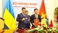 Bộ Tư pháp Việt Nam và Bộ Tư pháp Ukraine ký thỏa thuận hợp tác