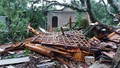 6 người chết, 215 người bị thương do bão số 10