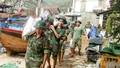 89 người chết do bão, hơn 16.000 bộ đội và dân quân tiếp tục tìm kiếm cứu nạn