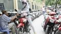Tăng mạnh giá giữ xe máy tại Hà Nội từ 1/1/2018?
