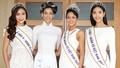 H'Hen Niê và hai Á hậu đọ sắc cùng Miss Universe 2008 Dayana Mendoza