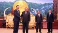 Tổng Bí thư Lào đánh giá cao kết quả hợp tác của Công an Việt Nam - Lào