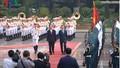 Chủ tịch nước chủ trì lễ đón Tổng thống Hàn Quốc Moon Jae-in