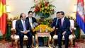 Thủ tướng gặp gỡ Thủ tướng 2 nước Campuchia và Lào