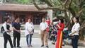 Những 'Đại sứ văn hóa' ở Đền Hùng