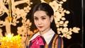 Hoa hậu Đại dương Ngân Anh nỗ lực 'lột xác' bằng đồ hiệu nghìn đô