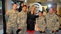 Hoa hậu trẻ nhất lịch sử Mỹ gia nhập không quân