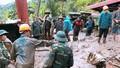 6 người chết, 5 người mất tích, 7 nhà sập do mưa lũ ở huyện Phong Thổ