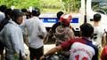 Hoảng hốt phát hiện bé gái tử vong khi xe chở bê tông vừa rời đi