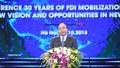 Sẽ có chính sách mới về đầu tư nước ngoài