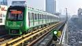 Tàu điện Cát Linh - Hà Đông dự kiến vé tối thiểu 8.000 đồng/lượt