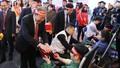 Xúc động bài thơ Phó Thủ tướng Trương Hoà Bình sáng tác ngày Chủ nhật Đỏ