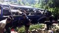 Xe giường nằm Thanh Hóa lao xuống vực, 6 người chết, hàng chục người bị thương