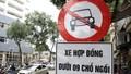 Hà Nội tiếp tục cấm taxi trên 10 tuyến phố