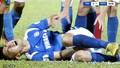 Những chấn thương kinh hoàng của cầu thủ Việt Nam