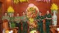 Giám đốc Công an tỉnh Tây Ninh chúc mừng ngày truyền thống Bộ đội Biên phòng