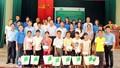 Bảo hiểm Quân đội MIC chia sẻ với hơn 100 gia đình xã Lương Lỗ, Thanh Ba, Phú Thọ