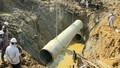 Vỡ đường ống nước lần thứ 20 và sự im lặng của Viwasupco