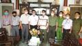 UBND tỉnh Đồng Nai tặng bằng khen Công an viên bị đâm trọng thương vẫn dũng  cảm bắt cướp