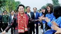Chủ tịch Quốc hội dự Lễ kỷ niệm 90 năm ngày thành lập Đảng tại Hải Dương