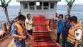 Cảnh sát biển liên tiếp bắt giữ tàu chở dầu trái phép