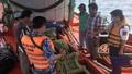Cảnh sát biển phát hiện, bắt giữ tàu chở 100.000 lít dầu không rõ nguồn gốc