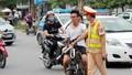 Huy động cảnh sát TP Hải Dương bảo đảm an toàn giao thông dịp 30/4