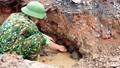 Phát hiện hàng trăm vật nổ nghi là bom bi tại trụ sở UBND TP Hải Dương