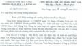 Đà Nẵng: Phòng Giáo dục huyện Hòa Vang chỉ đạo các trường mầm non phải dùng sữa ngoại?