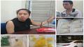 Bắt nữ trùm tàng trữ gần 1,8 kg ma túy