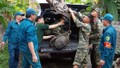Quảng Ninh: Phát hiện quả bom hơn 200kg trong khu dân cư