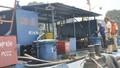 Bắt giữ tàu vận chuyển dầu diezel không rõ nguồn gốc
