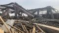 Vụ sập cây xăng khiến 1 người chết: Doanh nghiệp 'phớt lờ' lệnh của UBND TP Hải Phòng